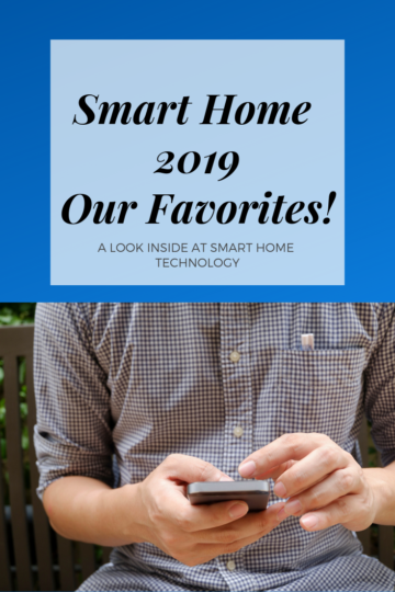 Smart home products list