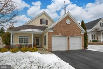 home in 55 plus community in lancaster pa