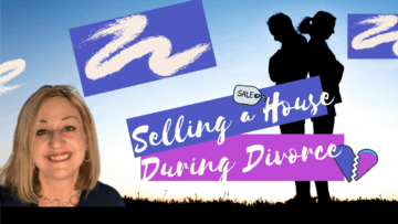 selling a home during divorce